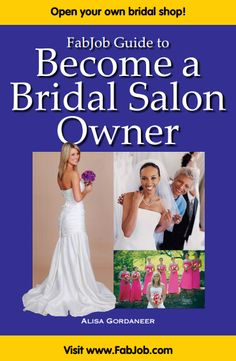 Start a Bridal Salon Business Imagine having an exciting and rewarding career as the owner of a bridal salon, getting paid to help women find the wedding gown of their dreams. About a Career as a Bridal Salon Owner When you open a bridal salon (also known as a bridal shop, bridal store, or bridal boutique), you will be surrounded by gorgeous gowns and joyful clients.  As the owner of a bridal boutique, you'll get to shop for the latest designer gowns and be among the first to know about new…