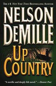 Vietnam War related thriller from my favorite thriller author... http://www.sarahsbookshelves.com/fiction/country-nelson-demille-mini-book-review/