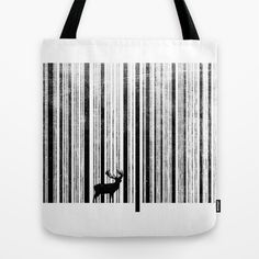 To scan a forest. Tote Bag by Thomas Aldrich - $22.00