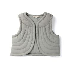Gilet April Showers by Polder at littleyou.fr