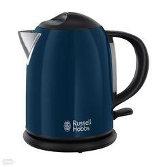 Czajnik Russell Hobbs 20193-70 Royal Blue - porównanie cen w 9 sklepach. Zobacz inne Czajniki elektryczne, najtańsze i najlepsze oferty, opinie.