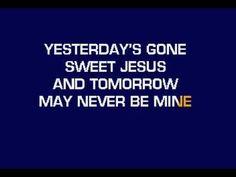 Old Rugged Cross with Lyrics (Karaoke) - YouTube