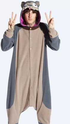 Bring Me The Horizon - Oliver Sykes in a Onesie <3
