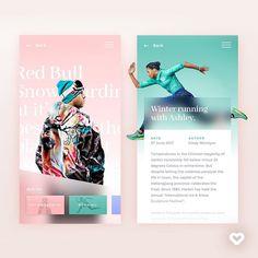 by Johan Adam Horn @makereign Follow us @welovewebdesign - Link: http://ift.tt/2uIU6uc - More daily inspiration? @welovebranding @weloveillustration