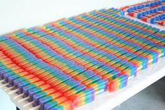 A Rainbow of Happy | Soapylove Daily Ditties