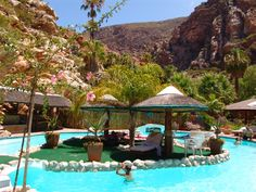 Montagu spa baths at Avalon Springs