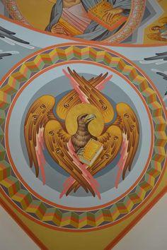 San Juan Evangelista, Byzantine Icons, Art Icon, Orthodox Icons, Art Themes, Christian Art, Religious Art, Art Lessons, Line Art