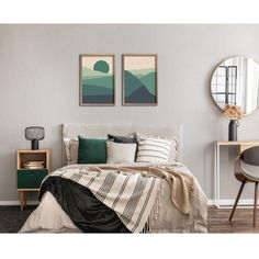 Three feng shui experts weigh in on the colors and shades that belong in a relaxing bedroom—and the ones that definitely don't. Best Picture For feng shui home layout For Your Taste You are looking fo Murs Beiges, Dresser La Table, Home Bild, Oil Painting Frames, Ethnic Decor, Art Prints For Home, Condo Decorating, Beige Walls, Cozy Bedroom