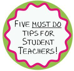 Every Student Teacher MUST Read This! Whether you call it student teaching, pre-service teaching, teaching practicum, or something else. First Year Teachers, New Teachers, Elementary Teacher, Elementary Education, Education College, Music Education, Special Education, Teacher Tools, Teacher Hacks