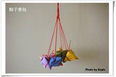 DIY 粽子香包 School Art Projects, Art School, Dragon Boat Festival, Cool Diy, Plant Hanger, Things To Do, Sachets, Activities, Dumplings