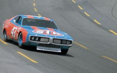 richard petty racing driver | Richard Petty NASCAR Race Car Driver - Memories From The King - Scrap ...