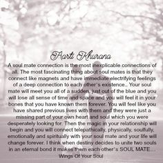 Eternal Ink: Soul~Mates