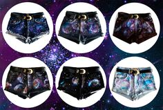 2nd Funniest Thing : DIY and unique pieces: Galaxy jeans DIY~The tut is in Spanish, but with lots of pics and minimal translation into English. It should be enough for the non Spanish speaker to figure it out.