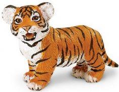 Safari Ltd. WSW 294929 - Bengal Tiger Cub