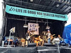 Josh Panda and the Hot Damned | Life is good #NORBEASTER Festival #Dowhatyoulike
