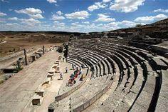 Teatro Romano de Segóbriga (Cuenca) | Objetivo Castilla La Mancha