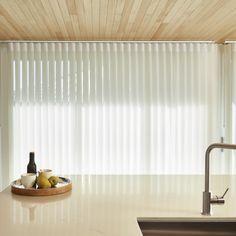 Luxaflex Veri Shades, Kitchen - My Ideal House