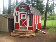 I want this coop for our chickens!