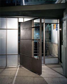 David Baker Architects: Frogdesign Studio