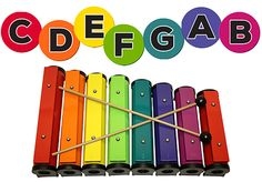 RESONATOR BELLS & Music-Go-Rounds ALPHADOTS Set 2 Arrange dots on a…