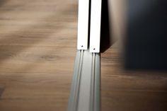 Schiebetürsysteme NEW LINE Master Closet, Partition Screen, Frame, Corning Glass