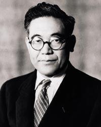 Kiichiro Toyoda (June 11, 1894 – March 27, 1952), founder of Toyota Motor Corporation