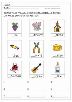 Word Symbols, Teaching Math, Elementary Schools, Homeschool, Words, Disney, Phonological Awareness Activities, Creative Activities For Kids, Fun Activities