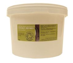 Coconut Refined Solid Oil ORGANIC 100% Pure, 1 Kg