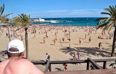 """Barcelona! Like a jewel in the sun"""