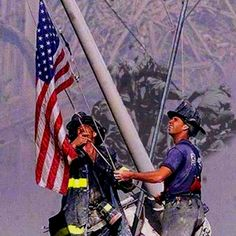 911 God Bless the Firefighters & Police that lost their lives trying to save the citizens of New York!!