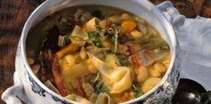 La vraie soupe Corse