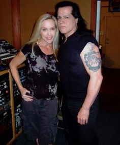 THE RUNAWAYS Vocalist Cherie Currie Records Duet With GLENN DANZIG