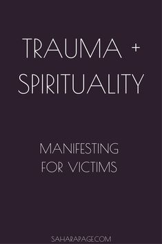 Marketing Alchemy Episode 1: Trauma + Spirituality. Manifesting for those that have been abused.
