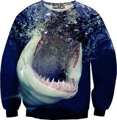 Shark Sweater from 1991 INC