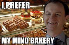 Mycroft's Mind Bakery