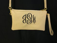 Purse Monogram- Get yours today! $12.50, purse not included