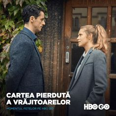 Matthew Goode and Teresa Palmer talk, A Discovery of Witches Vampire Tv Series, Witch Tv Series, Diana Palmer, Deborah Harkness, Witch Quotes, Matthew Goode, Hbo Go, His Dark Materials, A Discovery Of Witches