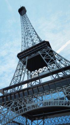 paris, france, eiffel tower, skyline