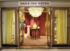 80db800db4 Dries Van Noten s New Refurbished Boutique - ButterBoom