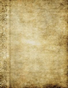 Another Old Grunge Paper Or Parchment Background Image