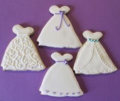 24 Personalized Wedding Cookie Favors by SweetLoraineCookies, $72.00