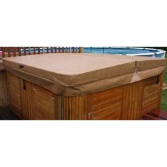 """BeyondNice 93"""" x 93"""" Replacement Spa Cover"""