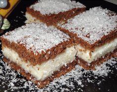 Fast and juicy coconut cake Greek Sweets, Greek Desserts, Greek Recipes, Sweets Cake, Cupcake Cakes, Sweets Recipes, Cookie Recipes, Kolaci I Torte, Cacao Powder Benefits