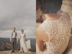 Beautiful rustic vintage mountain wedding!