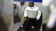 http://atvnetworks.com/ Philadelphia police are trying to track down two men wanted for a violent purse snatching in the city's Juniata Park section.
