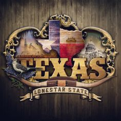 TX: The Lone Star State