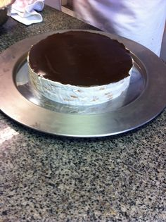Preparações torta alemã