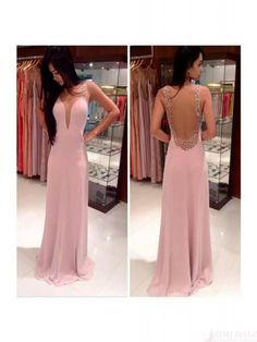 Beautiful Prom Dress, pink backless prom dresses open back prom gowns pink prom dresses long prom gown open backs prom dress sparkle evening gown sparkly party gown Meet Dresses Prom Dresses Long Pink, Open Back Prom Dresses, Long Prom Gowns, Backless Prom Dresses, Prom Dresses Online, Prom Party Dresses, Party Gowns, Homecoming Dresses, Dress Prom