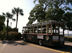 Take a tour around St. Simons Island and learn the islands history before lunch!  www.GoldenIsles.com