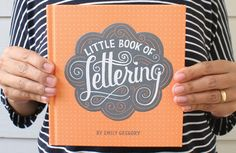 A Little Hut - Patricia Zapata: inspiration: the little book of lettering